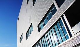 Aufbauen - moderne Architektur stockfotografie