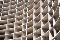 Aufbaufeld des modernen Gebäudes Lizenzfreie Stockbilder