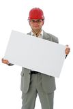 Aufbauingenieur Lizenzfreie Stockfotografie