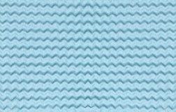 Aufbereitete blaue farbige Pappbeschaffenheit Stockfoto