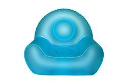 Aufblasbarer Stuhl Stockfoto