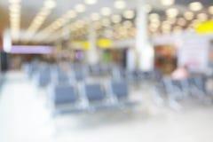 Aufenthaltsraum im Flughafen lizenzfreies stockbild