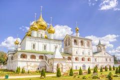 Auferstehungskloster Uglich Stockbilder