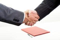 Auffallendes Abkommen Lizenzfreie Stockfotografie