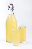 Auffrischungssommercocktail der Limonade von Zitrusfrüchten stockfotos