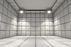 Aufgefüllte Zelle lizenzfreie stockfotos