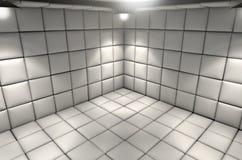 Aufgefüllte Zelle lizenzfreies stockbild