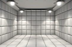 Aufgefüllte Zelle lizenzfreie stockbilder
