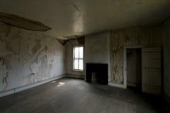 Aufgegebener Raum - verlassener Dudley Snowden House - Appalachen - Kentucky Lizenzfreies Stockbild