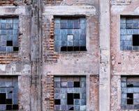 Aufgegebenes Gebäude Lizenzfreie Stockbilder