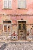 Aufgegebenes Gebäude Lizenzfreies Stockfoto