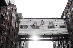 Aufgegebenes Gebäude Lizenzfreie Stockfotografie