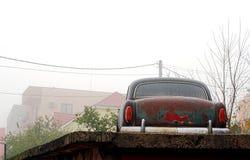 Aufgegliedertes Auto Stockbilder