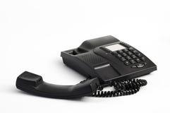 Aufgehobenes Telefon lizenzfreies stockfoto