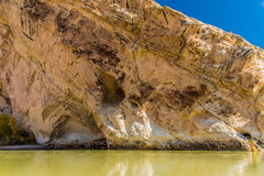 Aufgeteilter Berg, Dinosaurier-Nationaldenkmal Lizenzfreie Stockbilder