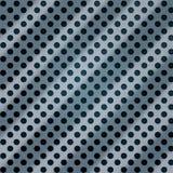 Aufgetragenes Aluminiumrot lizenzfreie abbildung