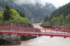 Aufhebung-Brücke Lizenzfreie Stockfotografie