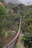 Aufhebung-Brücke Lizenzfreies Stockbild