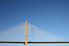 Aufhebungbrücke Lizenzfreies Stockbild