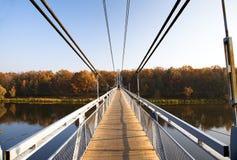 Aufhebungbrücke Lizenzfreie Stockfotos