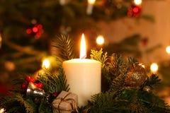 Aufkommen-Kerze Lizenzfreies Stockfoto