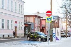 Aufladungsbatterie des Elektrisch-Taxis lizenzfreie stockfotos