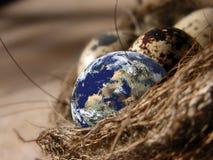 Aufnahmevorrichtung der Planeten stockbilder