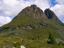 Aufnahmevorrichtungs-Berg Stockbild