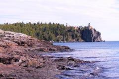 Aufpassen der Küste Stockfoto