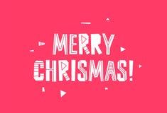 Frohe Weihnachten Albanisch.Frohe Weihnachten In Den Verschiedenen Sprachen Vektor Abbildung