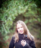 Aufstellung des jungen Mädchens Stockfotos