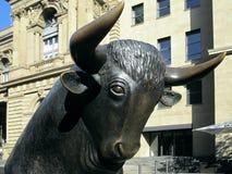 Aufstiegs-Börse lizenzfreies stockfoto