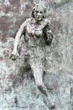 Auftauchende Statue der Gleichheit, Galway, Irland lizenzfreie stockbilder