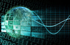Auftauchende Technologien Lizenzfreie Stockbilder