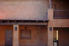 Auftrag-Basilika San Juan Capistrano Lizenzfreies Stockfoto