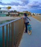 Auftrag-Bucht, San Diego, CA Stockbild