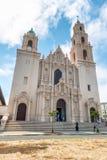 Auftrag Dolores, eine Ende des 18. Jahrhunderts katholische Kirche in San Fran Stockbild