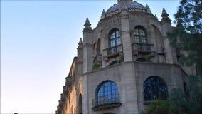Auftrag-Gasthaus stock footage