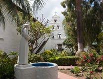 Auftrag San Diego de Alcala Lizenzfreies Stockbild