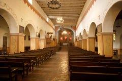 Auftrag San Juan Bautista Stockbilder