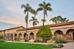 Auftrag San Juan Capistrano in Kalifornien lizenzfreies stockfoto