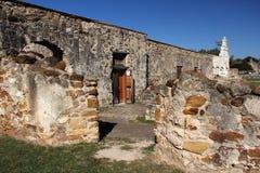 Auftrag San Juan Ruins stockbilder