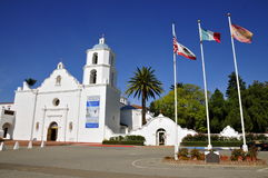 Auftrag-San Luis Rey lizenzfreie stockfotos