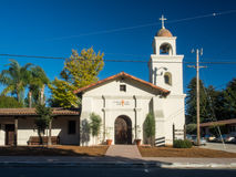 Auftrag Santa Cruz Stockfoto