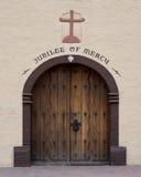 Auftrag-Santa Ines-Eingang Stockbild