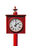 Aufwändige, alte Uhr 4 Lizenzfreie Stockfotografie