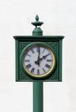 Aufwändige, alte Uhr 3 Stockbild