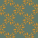 Aufwändige nahtlose mit Blumenbeschaffenheit, Muster, Hintergrund Stockfotografie