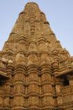 Aufwändiger hinduistischer Tempel Lizenzfreie Stockfotografie