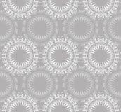 Aufwändiges nahtloses Muster der Spitzes Lizenzfreies Stockbild
